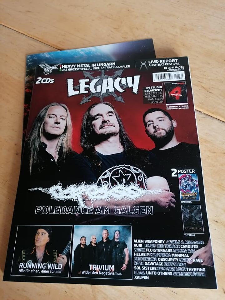 Legacy #134